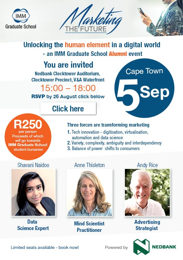 Marketing The Future - Cape Town