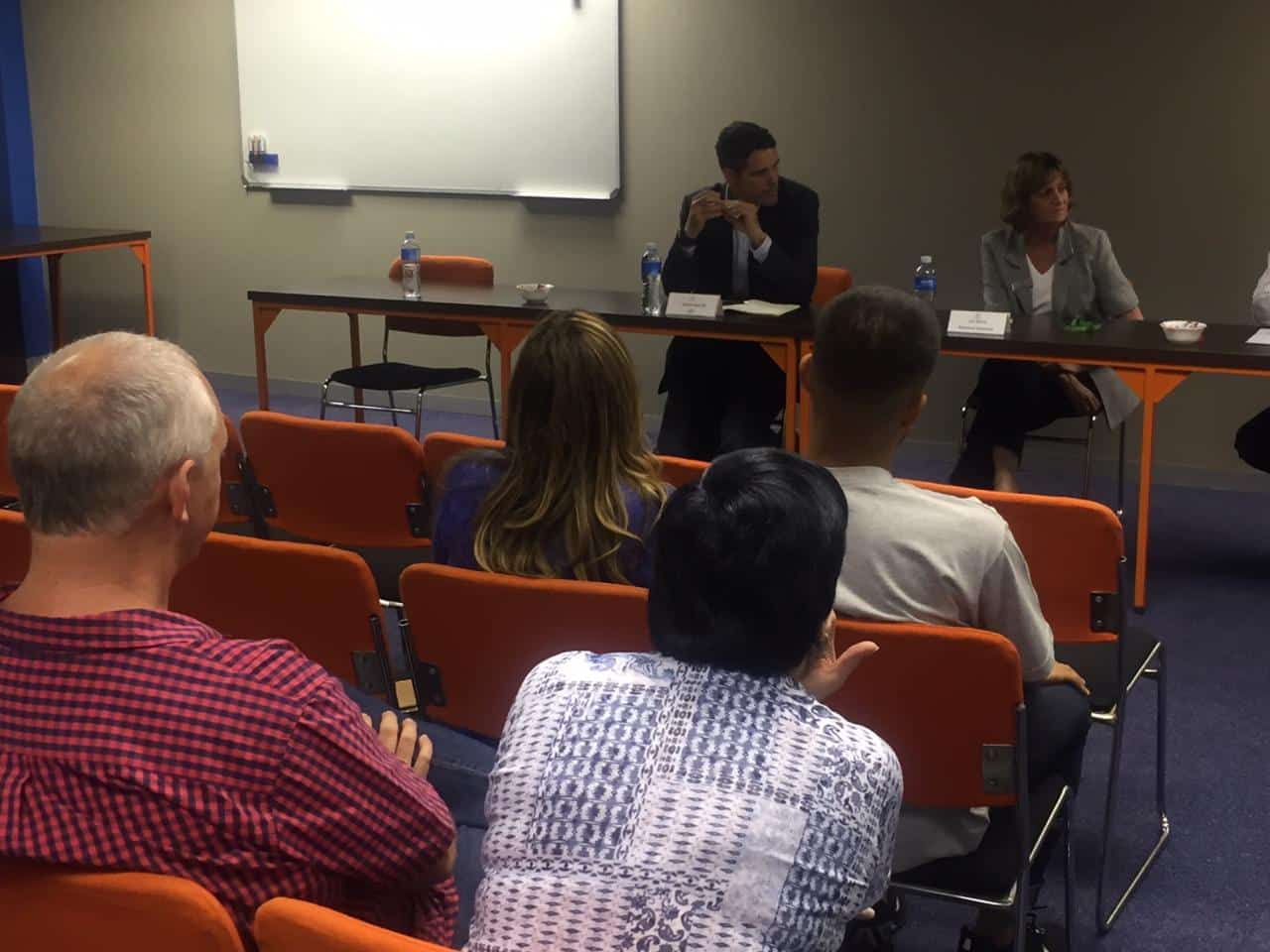 IMM Interact - Student Information Session at Durban